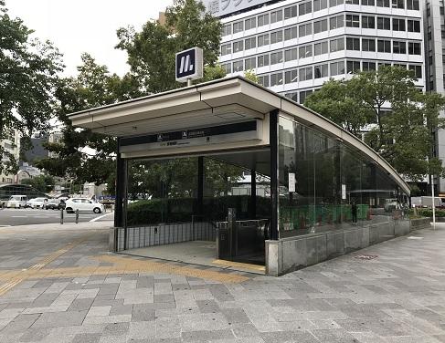 地下鉄「長堀橋」駅より徒歩5分・地下鉄「日本橋」駅より徒歩5分